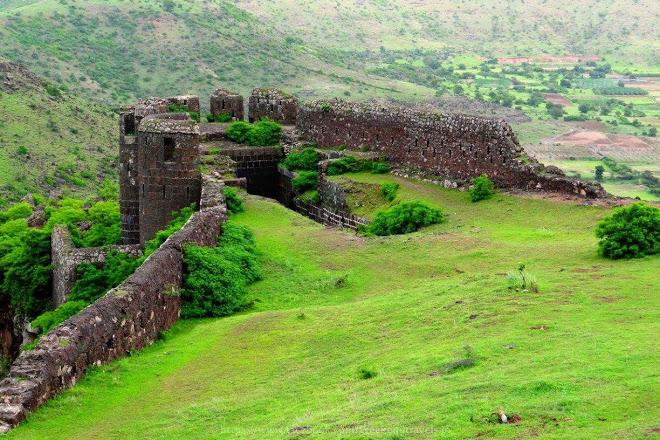 Image result for Malhargad Fort